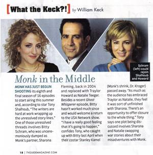 TV Guide Mar 2009