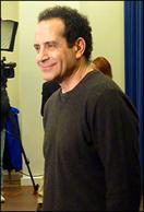 Tony at rehearsal