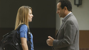 Alona Tal and Tony Shalhoub