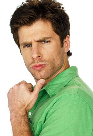 James Roday Shirtless James roday season 1 usas just