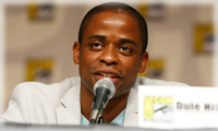 Dule at Comic Con